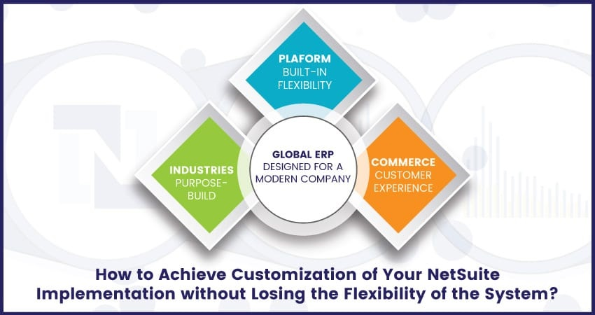 How to Achieve Customization of Your NetSuite Implementation without Losing the Flexibility of the System?
