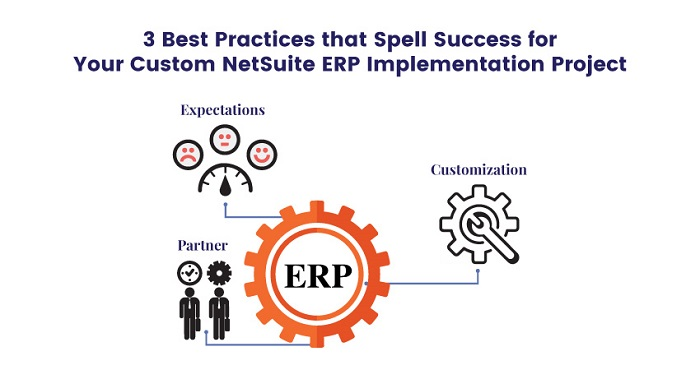 3 Best Practices that Spell Success for Your Custom NetSuite ERP Implementation Project