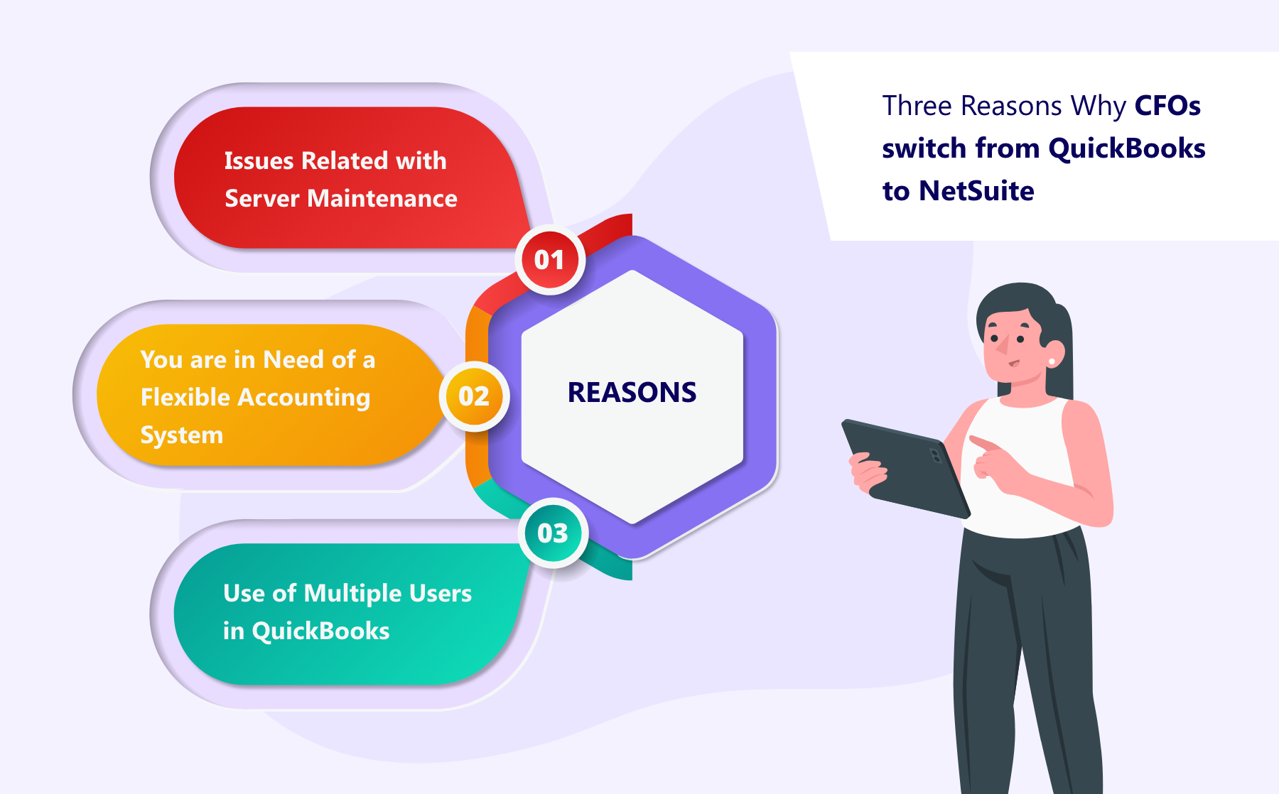 Reasons to switch to NetSuite