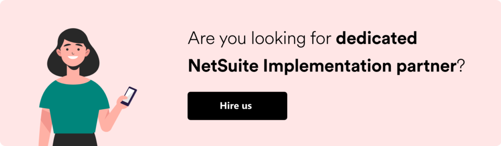 Contact VNMT for your NetSuite implementation partner