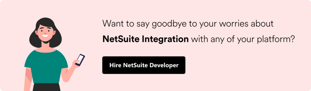 Contact VNMT for NetSuite Integration