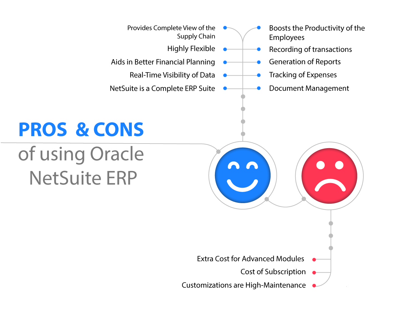 Pros and Cons Of NetSuite ERP