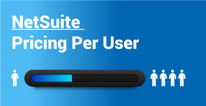 NetSuite Pricing Per User