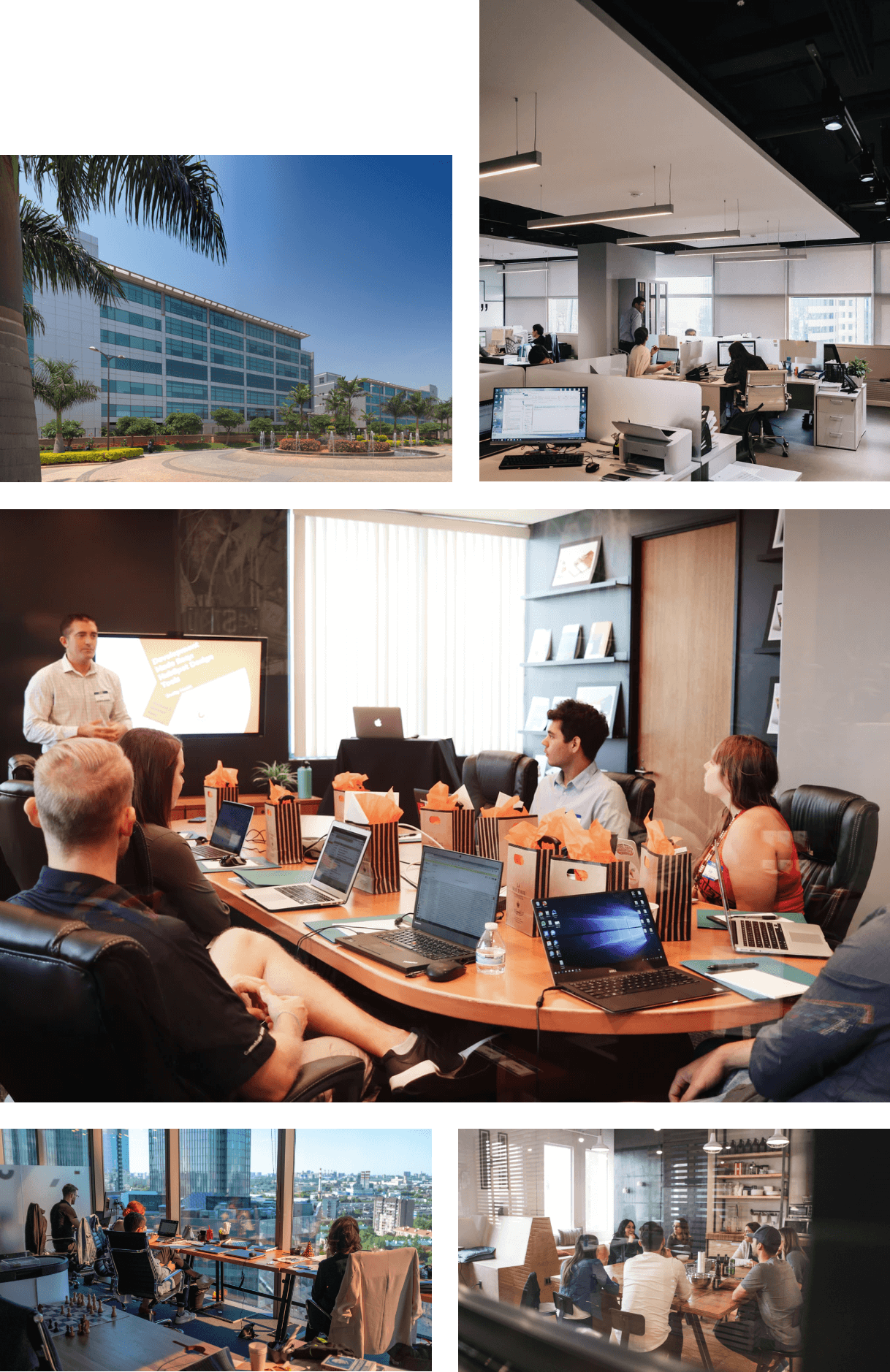 Working Culture at VNMT Solutions