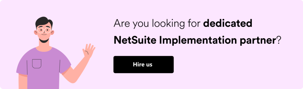 Contact Our NetSuite Implementation Partner