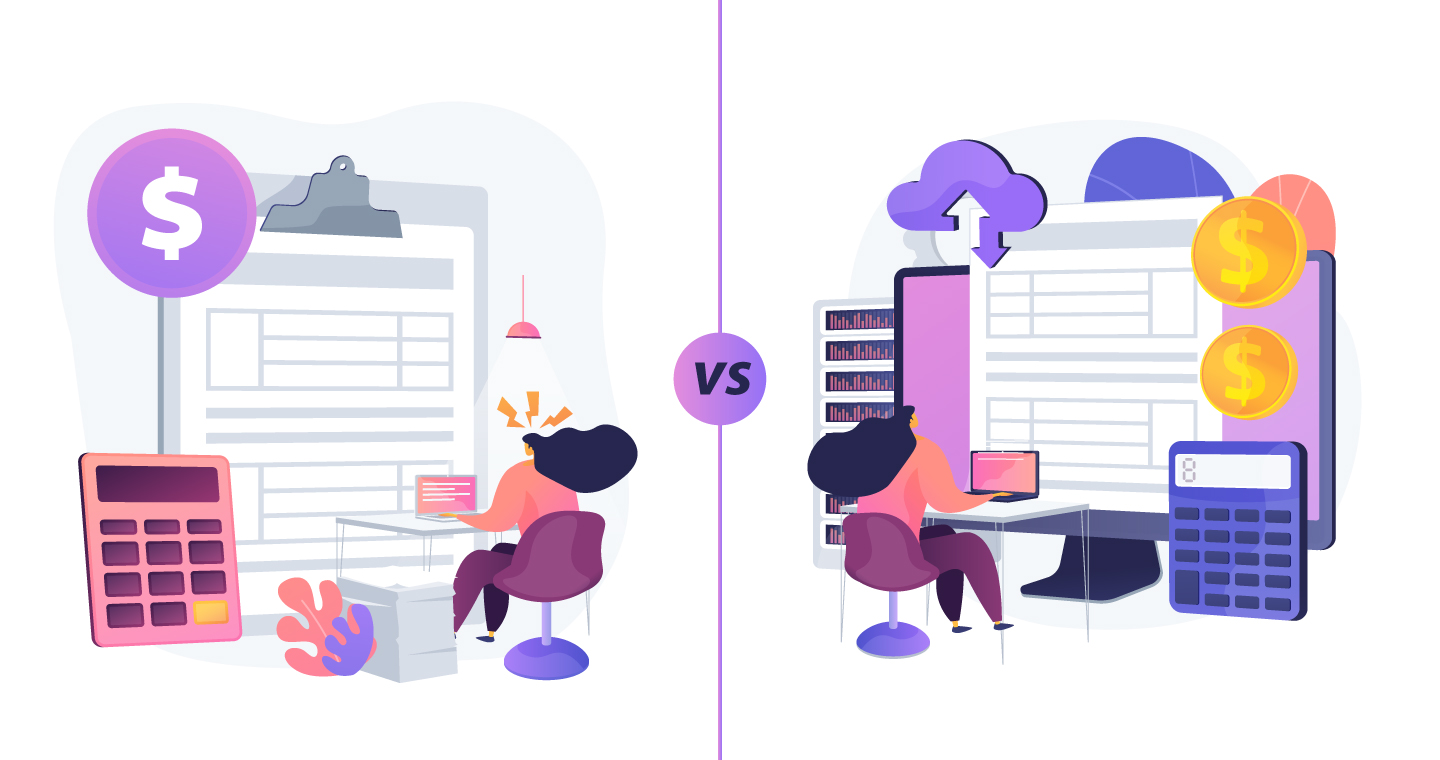 Traditional Accounting VS Cloud Accounting: Key Differences And Advantages To Consider
