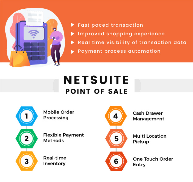NetSuite Point Of Sale (POS)