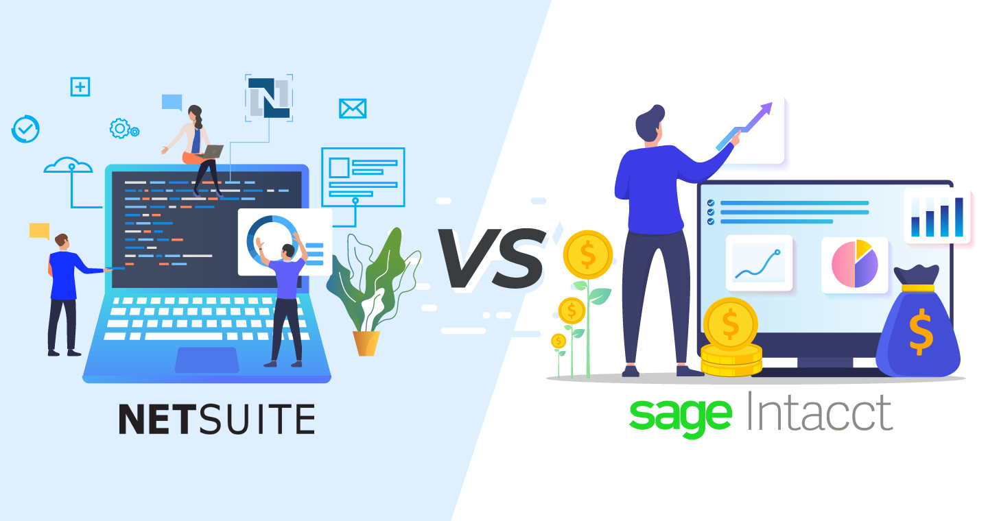 Oracle NetSuite vs Sage Intacct Detailed Comparison Guide 2021